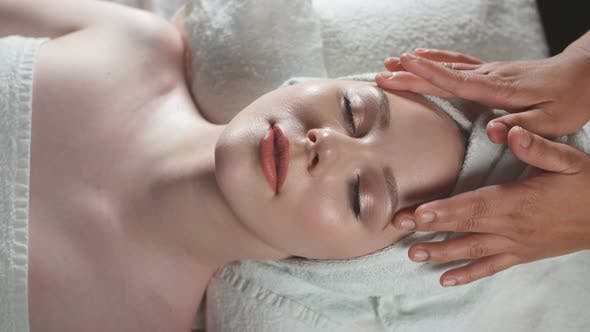 Thumbnail for Face Massage. Healthy Skin and Body Care