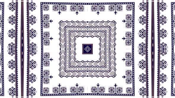 Smooth Kaleidoscope Patterns