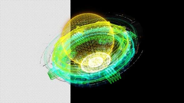 Thumbnail for Futuristic Holographic Nuclear Fusion Machine Simulation