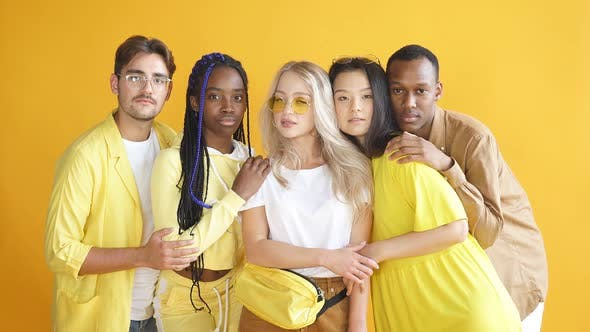 Diversity, Race, Ethnicity and People Concept.