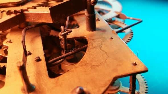 Thumbnail for Clock Mechanism
