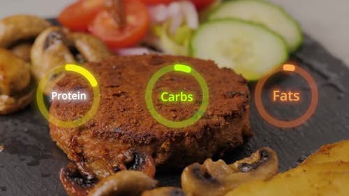 Best Foods for Muscle Growth Infographic Plant Based Vegetal Meat. Health Food,diet, Products