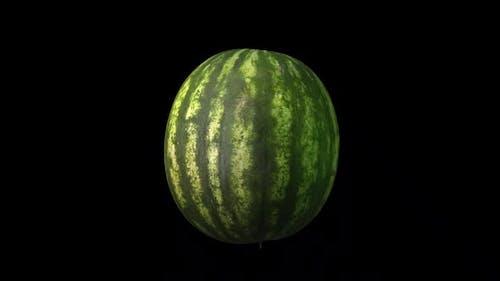 Alpha Channel Watermelon