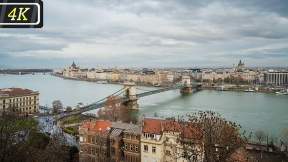 Thumbnail for Budapest Panoramic View