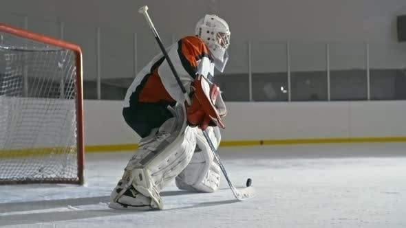 Thumbnail for Catching a Hockey Puck