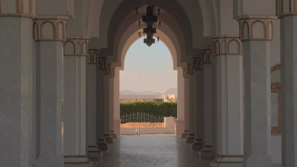 Thumbnail for Columns Great Mosque in Sharm el-Sheikh