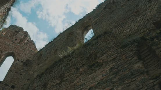 Thumbnail for Medieval Ruins And Sky