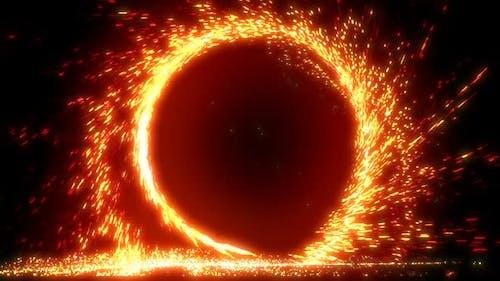 Sparkling Portal