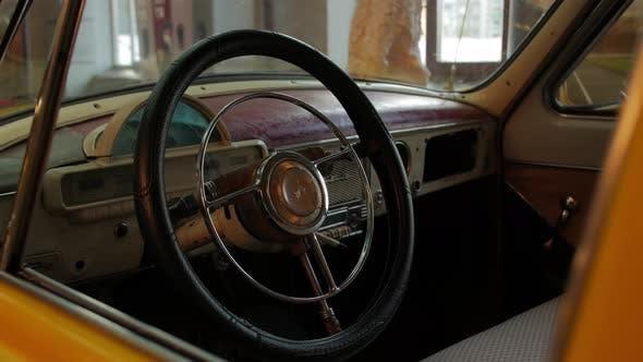 Thumbnail for Retro Car Interior