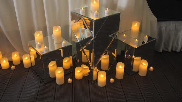 Candles And Mirrors