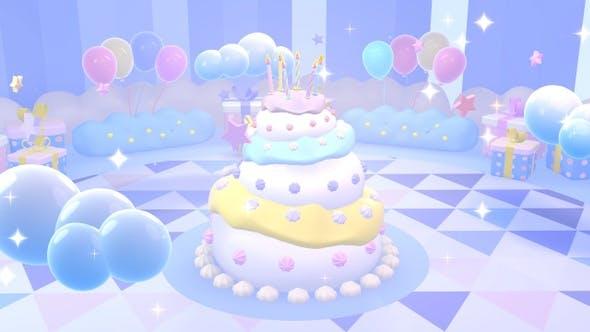 Süßer Geburtstag