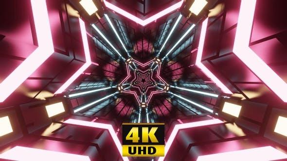 May Disco Stars-2 4K