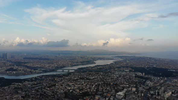Thumbnail for Rising Over Istanbul Golden Horn