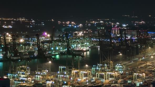 Thumbnail for Cargo Loading Port