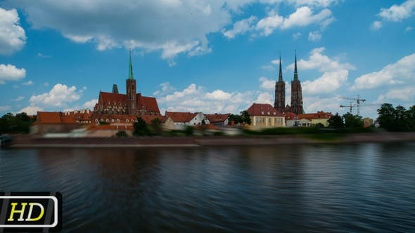Thumbnail for Summer Day in Wroclaw, Poland