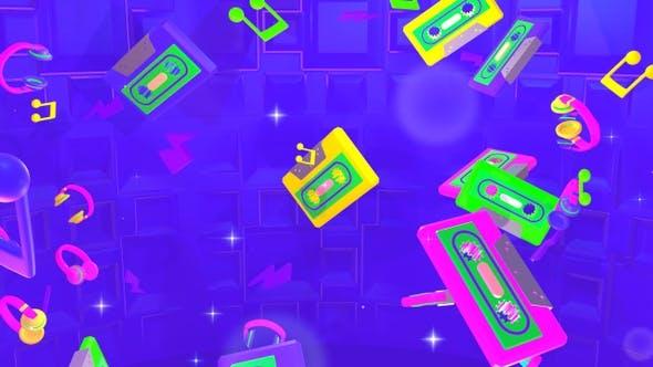 Thumbnail for 90s Music World