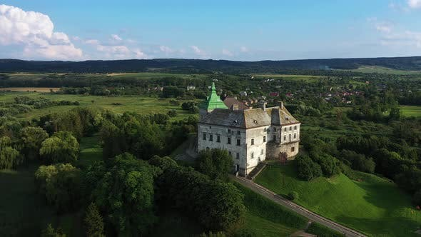 Thumbnail for The Olesky Castle in Lviv Ukraine