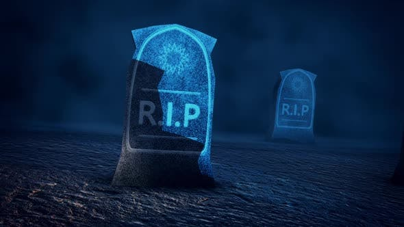 Thumbnail for Rest In Piece Tombstones Cemetery
