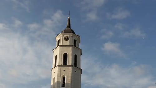 Time lapse from the bell tower