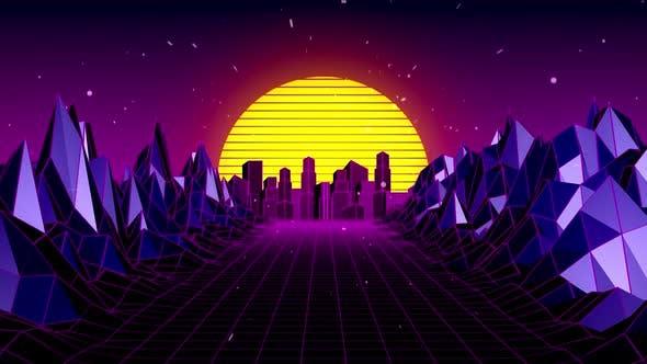 Thumbnail for 80s Retro Wave
