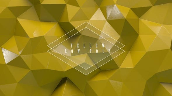 Thumbnail for Yellow Low Poly