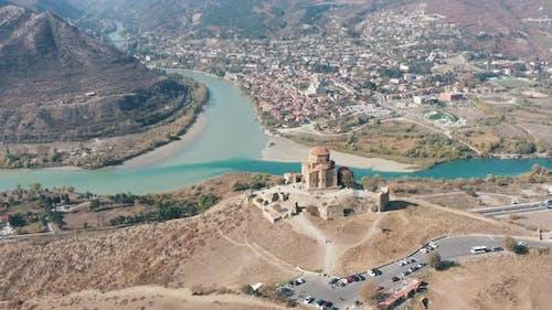 SJvari Monastery And City