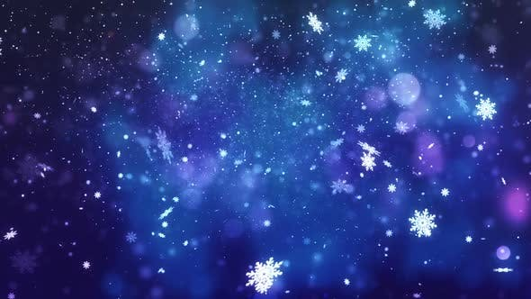 Thumbnail for Christmas Snow Glitters 1