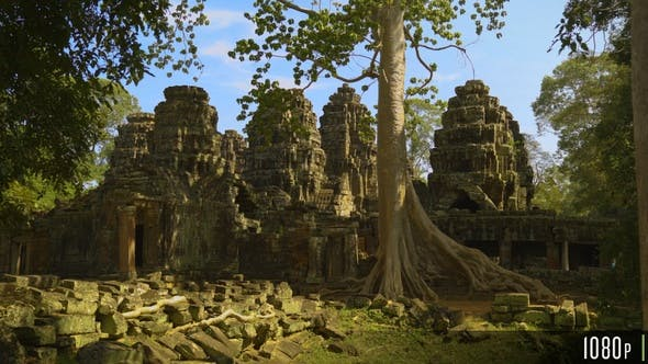 Thumbnail for Banteay Kdei Temple, Siem Reap, Cambodia