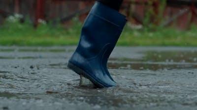 Effectively Splashing Water Drops