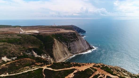 Thumbnail for Mountains and the Sea. Coastal Landscape.