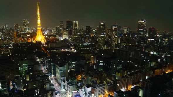 Thumbnail for Tokyo Skyline