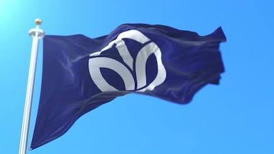 Fukui Flag, Japan