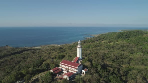 Thumbnail for Cape Bojeador Lighthouse. Philippines, Luzon