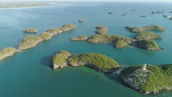 Thumbnail for Set of Islands in Sea
