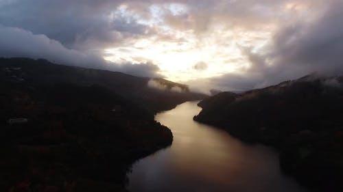 River Aerial