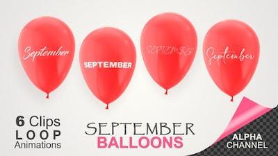 September Month Celebration Wishes