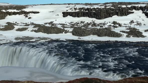 Thumbnail for Time lapse from selfoss waterfall