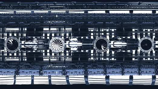 Thumbnail for Loop VR Panorama 360 im Metall-Reaktorraum
