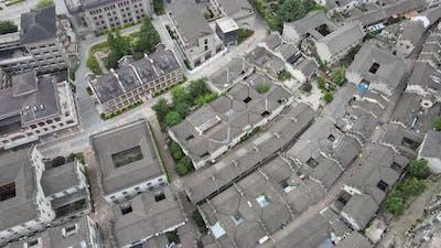 Buildings in Zhenjiang, China