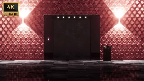 4K - Luxury Elevator Transition II