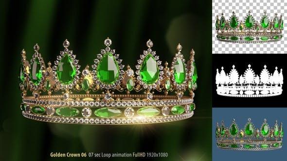 Thumbnail for Golden Crown 06