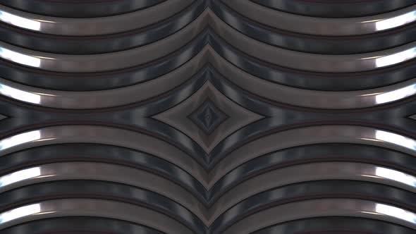 Metalic Pattern Background 4k