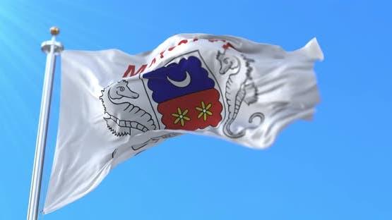 Flag of Mayotte, France