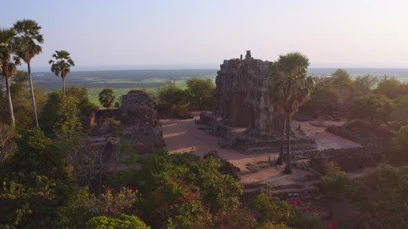 Thumbnail for Cambodian Temple Ruin