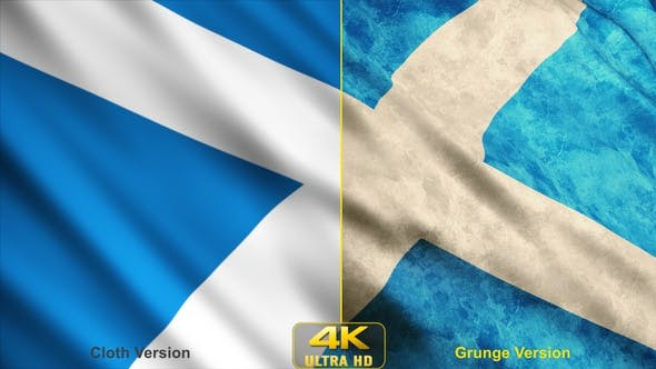 Scotland Flags