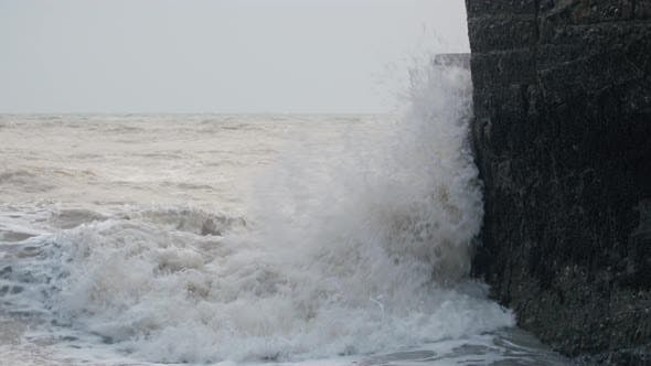 Thumbnail for Storm Waves in Brighton