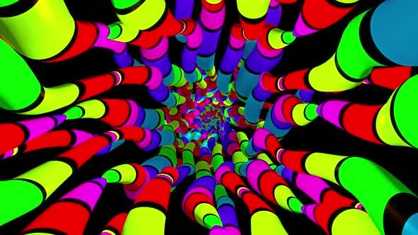 Psychedelic Tubes