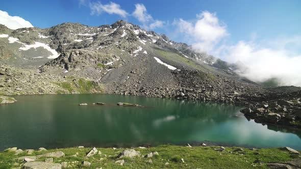 Mountain Altitude Lake