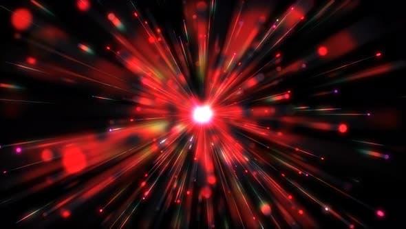 Explode Light Streak