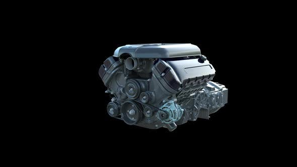 Thumbnail for Car Engine